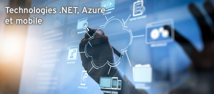 """Technologies """"Net Azure mobile"""