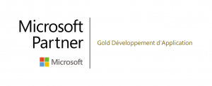 Microsoft Partner - Gold Développement d'Application