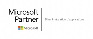 Microsoft Partner - Silver intégration d'applications